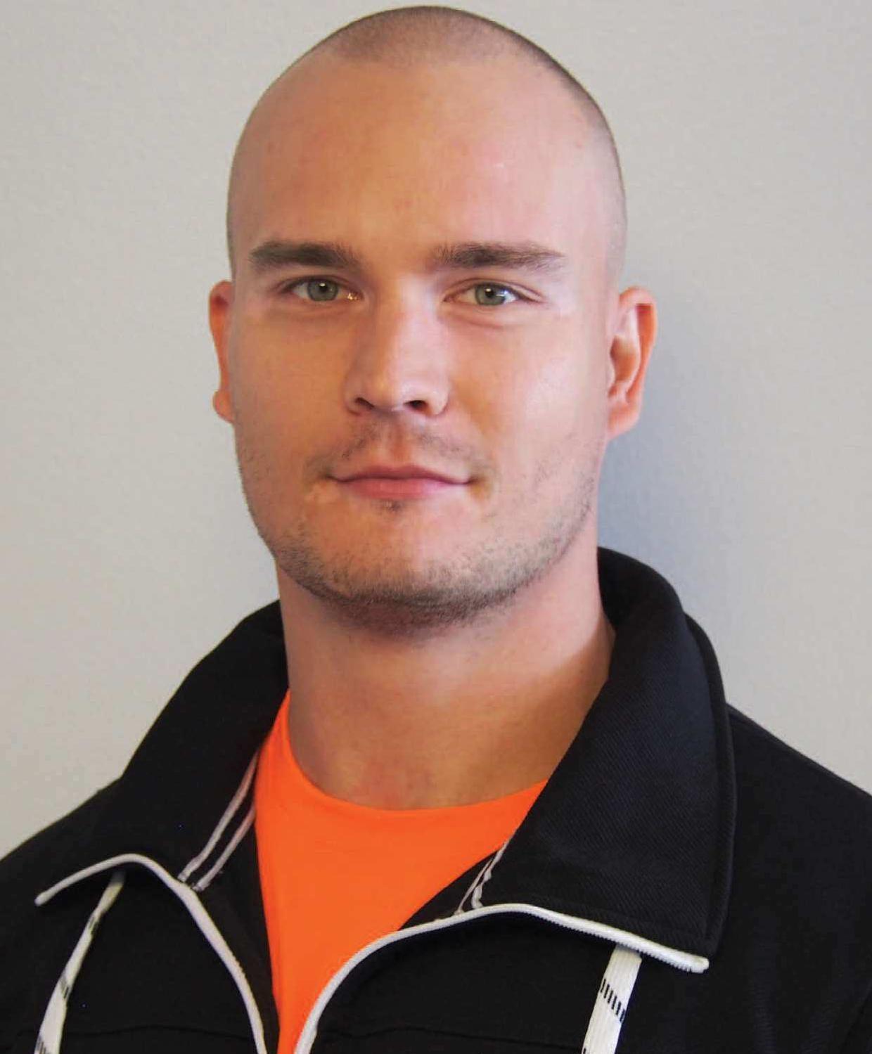 Personal Trainer Johannes Arola painottaa ohjaamistaan erityisesti kehonmuokkaukseen.