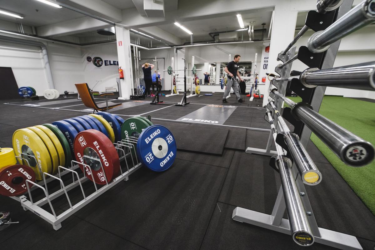 Training Centeriltä löydät perinteisen kuntosalipuolen lisäksi 1000m2 toiminnallista tilaa.